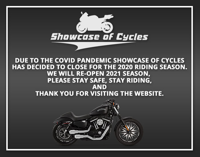 We will re-open 2021 season,  please stay safe, stay riding